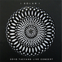 [DVD] TAE YANG - 2010 TAE YANG CONCERT [SOLAR] (2 DISC) [with 80p Photo Book]
