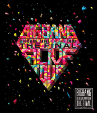 Big Bang - 2013 Alive Galaxy Tour Live CD [The Final In Seoul](2CD/Limited Edition)