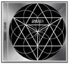 2NE1 - New Album [CRUSH] (Black Edition) ( + Booklet + Member Random Photocard 1p)