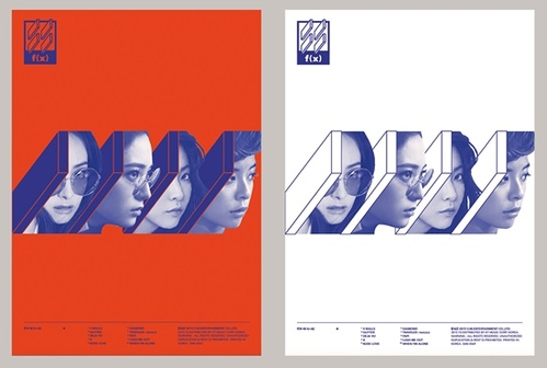 f(x) - Album Vol.4 (4 Walls)(Ramdon Ver.)