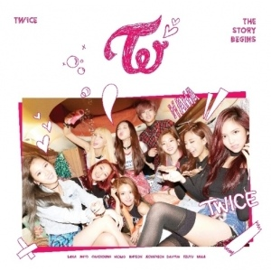 TWICE - Mini Album Vol. 1 (THE STORY BEGINS)