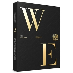 SHINHWA - 2015 SHINHWA 17Th Anniversary Concert [WE]