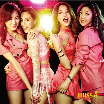 Miss A - COLORS (CD+DVD)【Special Edition 】