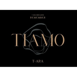 T-ARA MINI ALBUM VOL.12 - REMEMBER