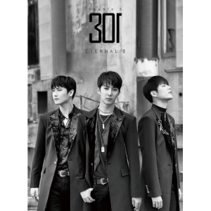 SS301 Mini Album - ETERNAL 0+Poster in Tubo