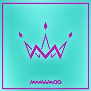 MAMAMOO Mini Album Vol. 5 - Purple (Mint Ver.)