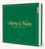 TWICE Album Vol.1 Repackege - Merry&Happy (Merry Ver.)