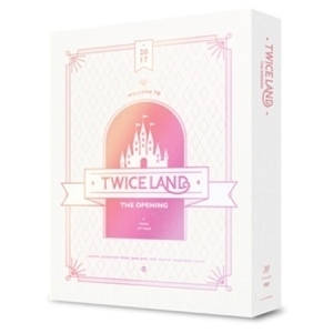 TWICE - TWICELAND : THE OPENING CONCERT DVD