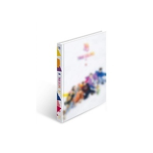 JBJ Mini Album Vol.2 - TRUE COLORS (VOLUME II - I)