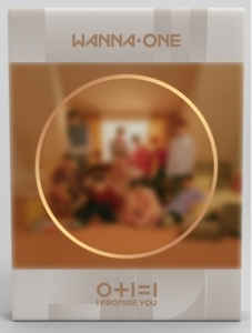 WANNA ONE MINI ALBUM VOL.2 - I PROMISE YOU (DAY VER.)+Poster in Tubo