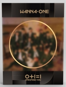 WANNA ONE MINI ALBUM VOL.2 - I PROMISE YOU (NIGHT VER.)+Poster in Tubo