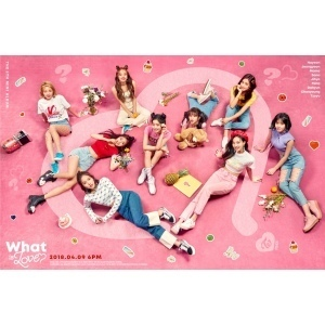 TWICE Mini Album Vol.5 - WHAT IS LOVE? (A Ver.)