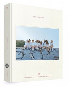 Twice 1st PHOTOBOOK ONE IN A MILLION