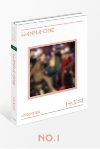 WANNA ONE SPECIAL ALBUM - 1÷χ=1 (UNDIVIDED) (NO.1 VER)+1 Random Poster in tubo