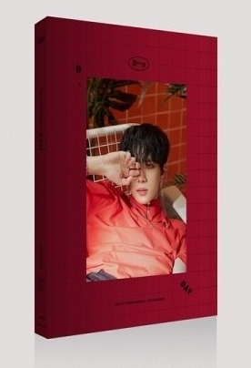 Kim Dong Han (JBJ) Mini Album Vol.1 - D Day(Red Ver)