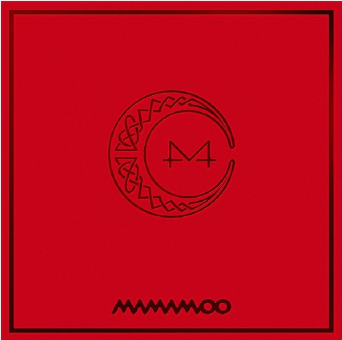 MAMAMOO Mini Album Vol.7 - Red Moon