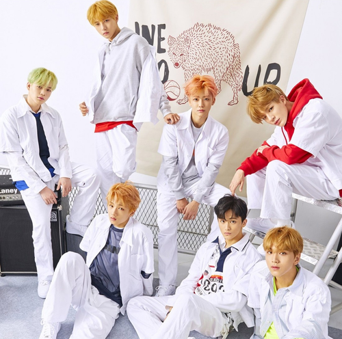 NCT DREAM Mini AlbumVol.2  - We Go Up