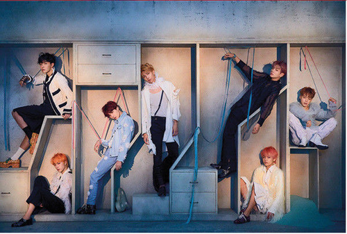 Poster - BTS Album - LOVE YOURSELF 結 'Answer'(E VER.)