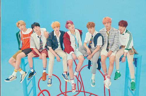 Poster - BTS Album - LOVE YOURSELF 結 'Answer'(F VER.)