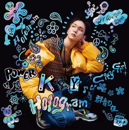 KEY(SHINee) Hologram (Limited Edition) (CD + DVD)