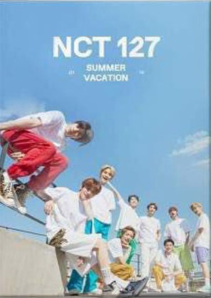 2019 NCT 127 SUMMER VACATION KIT SET