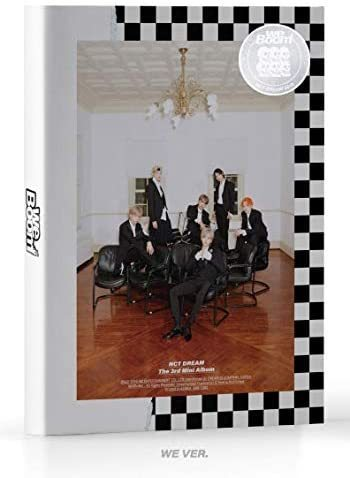 NCT DREAM Mini Album Vol.3 - We Boom (We ver)