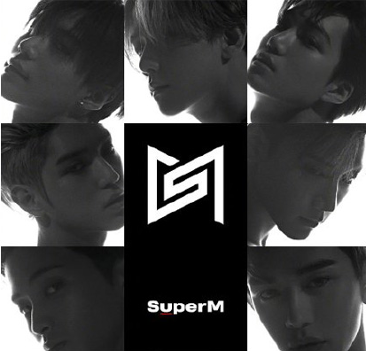 SuperM Mini Album Vol.1 - 'SuperM'(Random ver.)(US VER.)