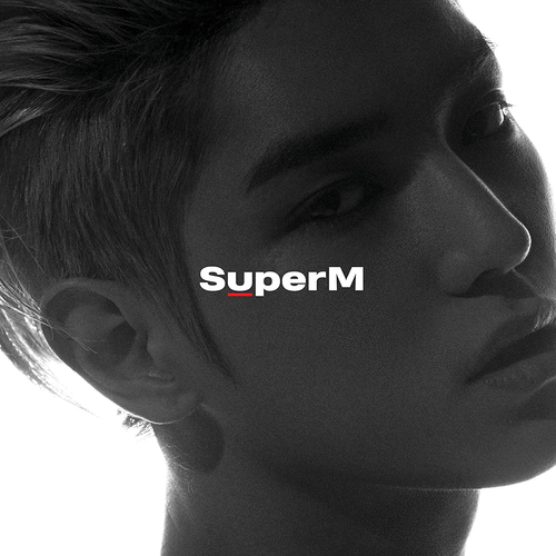 SuperM Mini Album Vol.1 - 'SuperM'(Taeyong ver.)(US VER.)