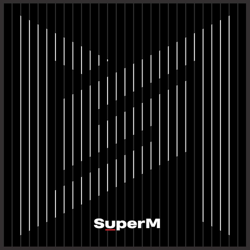 SuperM Mini Album Vol.1 - 'SuperM'(Group ver.)(US VER.)