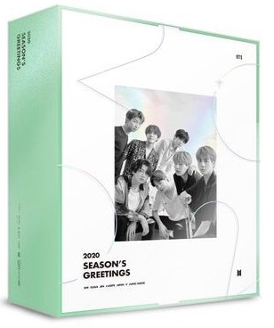 BTS 2020 SEASON'S GREETINGS