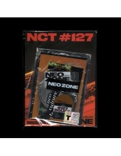 NCT 127 2nd Album - NCT No127 Neo Zone (T ver.)