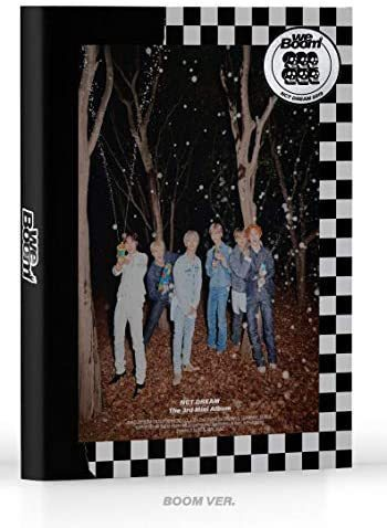 NCT DREAM Mini Album Vol.3 - We Boom (Boom ver)