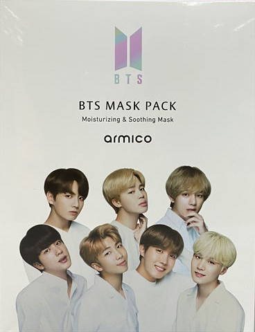 BTS - Mask Pack Set (10pcs)