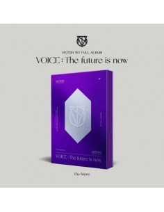 VICTON 1st Album - VOICE : The future is now (The future ver.)