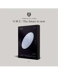 VICTON 1st Album - VOICE : The future is now (is ver.)