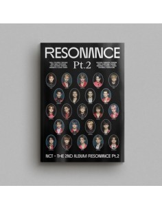 NCT 2020 2nd Album - RESONANCE Pt. 2 (Arrival Ver.)