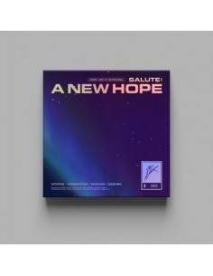 AB6IX 3rd EP Repackage Album - SALUTE : A NEW HOPE (Hope Ver.)