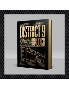 Stray Kids World Tour 'District 9 : Unlock' in SEOUL DVD (2DISC)