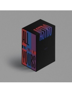 ASTRO 2nd Album - All Yours (Set Ver.)(Limited Edition)