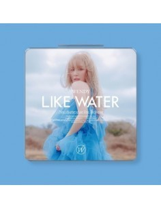 WENDY 1st Mini Album - Like Water (Case Ver.)
