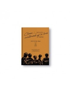 DAY6 7th Mini Album - The Book of Us : Negentropy Chaos swallowed up in love (Only ver.)